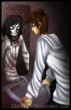 Jeffy & Jeff The Killer