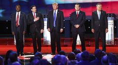CNN Republican Debate Winners and Losers