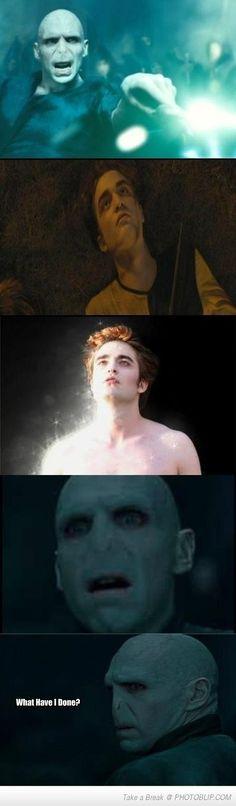 I laughed WAAAY too hard at this...