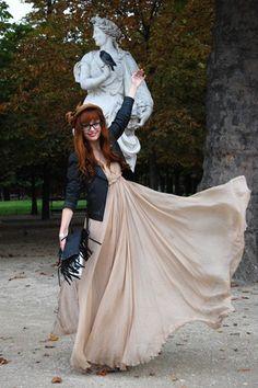DIY maxi dresses!!