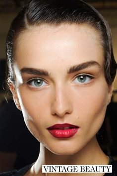 9 inspirational beauty looks for your wedding day gallery - Vogue Australia