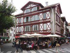 Saint Jean de Luz: Maison Basque