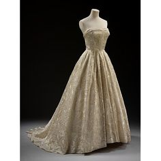 Hubert de Givenchy (1955) at the Victoria and Albert Museum.