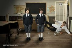 Renault: Evil Twin - Marbles prank They look the same until one makes trouble. Always trust original parts. Advertising Agency: Publicis, Buenos Aires, Argentina