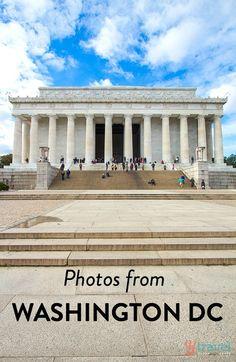 40 photos from our Washington DC trip