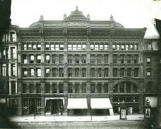 New Olympic Theater, 107 South Broadway. (1900)