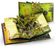 How to find Flower Fairies Pop-up book...in case you need help http://www.gardengadgetzone.com/fairies/