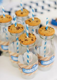 Sweet {Chocolate Chip} Cookie Monster Party