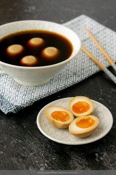 Ramen Recipes, Asian Recipes, Cooking Recipes, I Love Food, Good Food, Yummy Food, Easy Japanese Recipes, Japanese Ramen Egg Recipe, Vegetarian Japanese Food