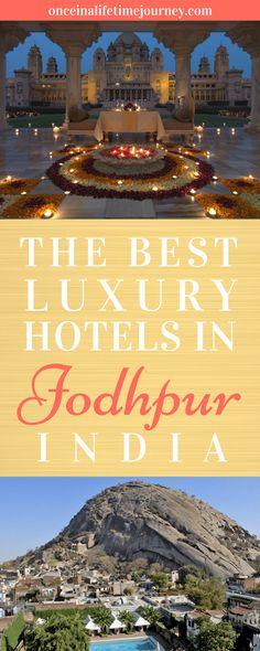 best luxury hotels in jodhpur