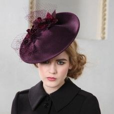 Jane Taylor Millinery Queenie