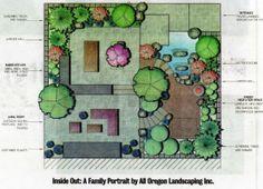 (Landscape - Garden - Inside Out)