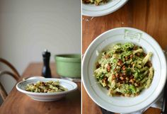 Broccoli Pasta YUM From Fisher & Paykel Social Kitchen