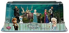 Disney Frozen Figurine Play Set *** To view further for this item, visit the image link.