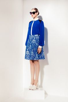 Peter Som | Resort 2013 Collection | Vogue Runway