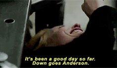 WTF Arme Gillian :'(