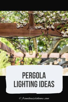 From patio string light ideas to outdoor chandeliers find all kinds of pergola l ., From patio string light ideas to outdoor chandeliers find all kinds of pergola light ideas to make your deck or patio look gorgeous at night Even though age-old. Outdoor Pendant Lighting, Outdoor Hanging Lights, Patio String Lights, Outdoor Chandelier, Pergola Lighting, Landscape Lighting, Pendant Lights, Outdoor Candles, Outdoor Decor