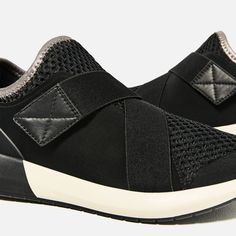 HOOK AND LOOP SNEAKERS-View all-SHOES-WOMAN | ZARA United States