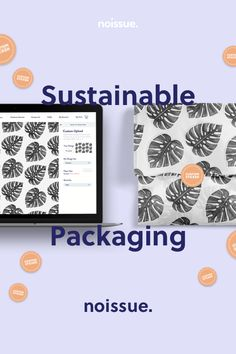 Still shipping in plastic? With noissue you can design your own custom, sustainable Soap Packaging, Custom Packaging, Print Packaging, Coffee Packaging, Bottle Packaging, Printing On Tissue Paper, Web Design, Label Design, Package Design