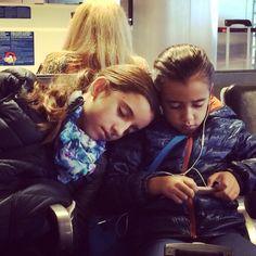 Mis princesas fin de viaje Miami 2015