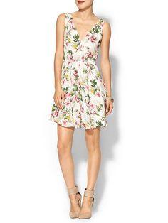 Hailiah Silk Dress Product Image