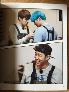 "[PICS] Preview of JYJ Real Variety ""Fruitful Trip"" photobook | JYJ3"