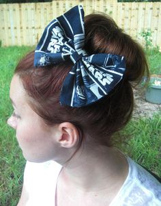 Big Star Wars Hair Bow by graceandmorticia on Etsy, $7.00