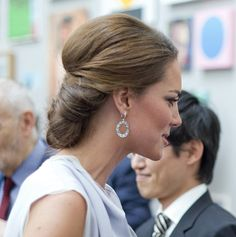The Duchess of Cambridge's different hairstyles - Photo 1 | Celebrity news in hellomagazine.com