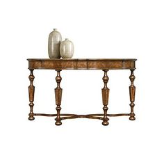 CONSOLE TABLE from the Villarosa collection by Henredon Furniture