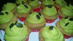 Kernel Cupcake  (Pumpkinseed Oil ) Muffins, Pumpkin Seed Oil, Cupcakes, Desserts, Food, Backen, Meal, Cupcake, Deserts