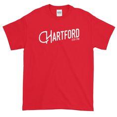 Hartford Connecticut Short-Sleeve T-Shirt