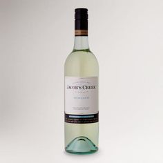 Jacob's Creek Moscato. This is seriously the best moscato I have ever had and it is so cheap.