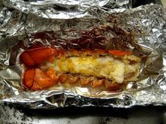 Baked Baby Lobster Tails Recipe by LILSTARLET