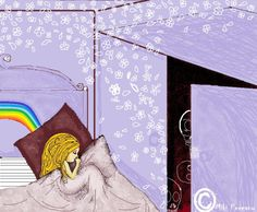 Fact #4:  If the skeletons throw a party in your closet, you should either join them with cookies or turn on the light.