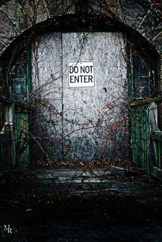 abandoned places & spaces    http://elitestrategies.tumblr.com