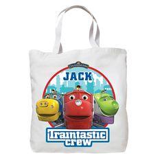 Chuggington Traintastic Crew Tote Bag