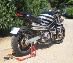 Radical Ducati S.L.: marzo 2012