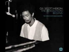 Gil Scott-Heron - Revolution Will Not Be Televised (Official Version) - YouTube