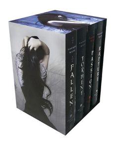 The Fallen Series by Lauren Kate