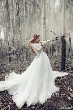 Nice long white dress – like a princess – warrior princess Fantasy Photography, Fashion Photography, Photography Flowers, Wedding Photography, Photography Timeline, Magical Photography, Horse Girl Photography, Photography Classes, Photography Magazine