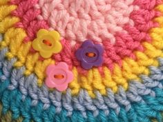 Debi's #Crochet Contribution to Mandalas for Marinke + depression in menopause