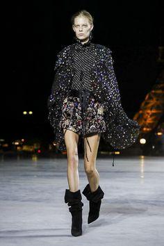 Saint Laurent Ready To Wear Spring Summer 2018 Paris