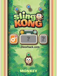 Sling Kong Hack (All Versions) Hacks, Glitch, Tips
