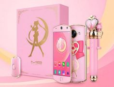 Sailor Moon Gets Smartphone With Selfie Stick in China - Interest - Anime News Network