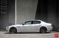 Maserati - Quattroporte - CVT - Gloss Graphite 1004_