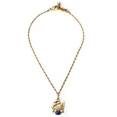 Lulu Frost | *NEW* Lake charm necklace