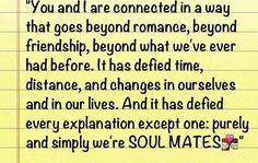 ❤ Soul mates ❤