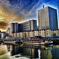 Yokohama~Reflection