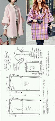 Pattern. Jacket