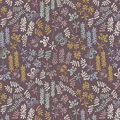 Purple Butterflies and Bumblebees - Honey Meadow